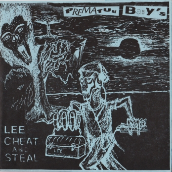 pbs - lee cheat and steal cover front